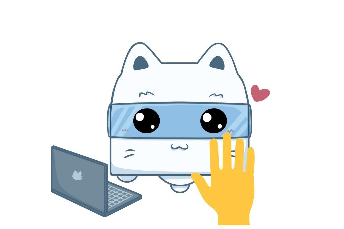 Hello Mochi Robot!
