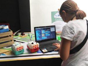 Mochi robot certificado niñas girls