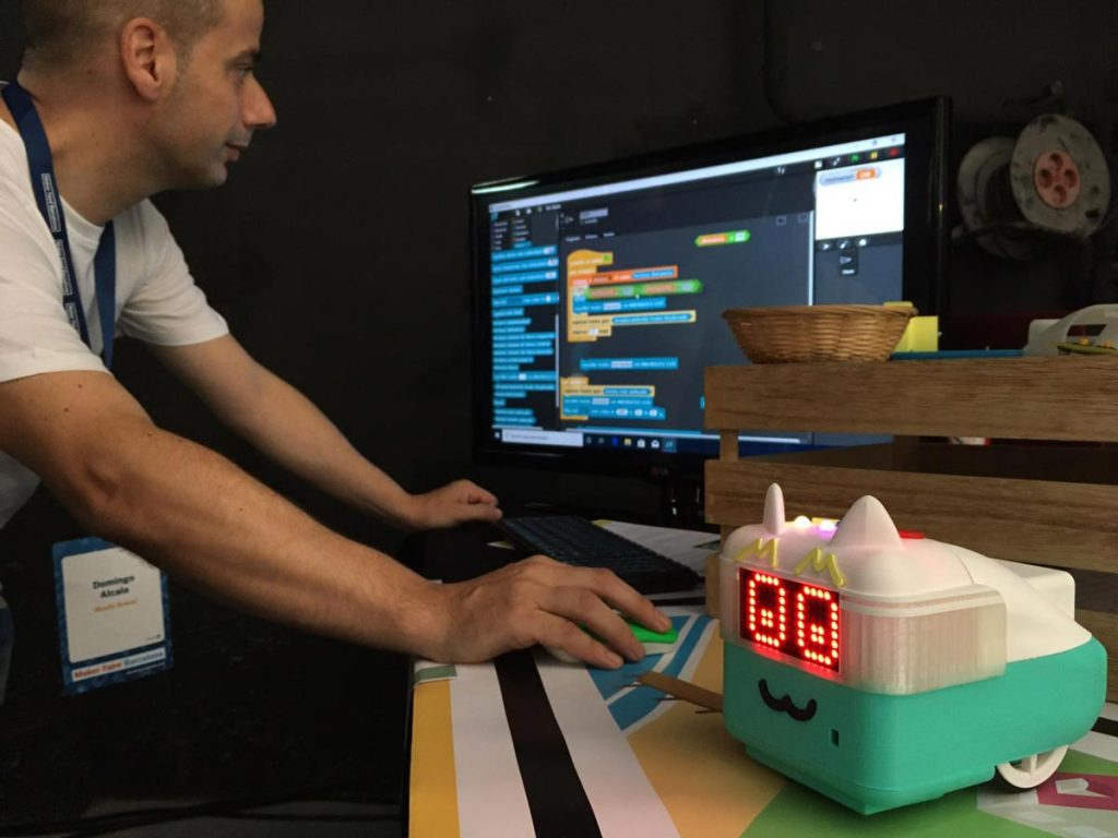 programacion-por-bloques-mochi-robot